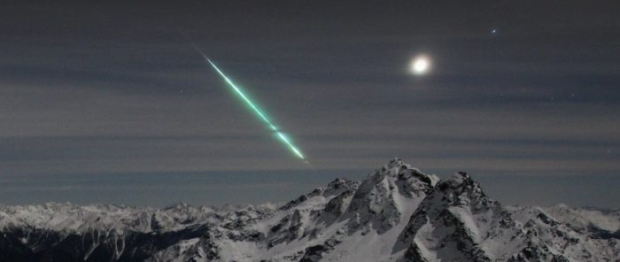 Bright green fireball recorded over Hungary