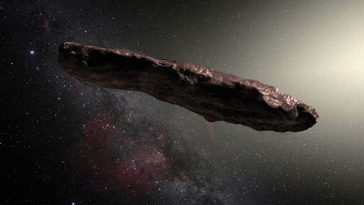 Mysterious interstellar object conundrum intensifies as NASA reveals it didn't originally see it