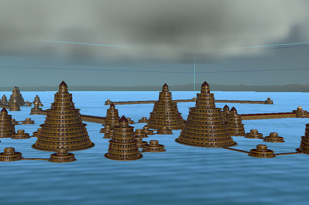 High-tech search company claims to have found Atlantis