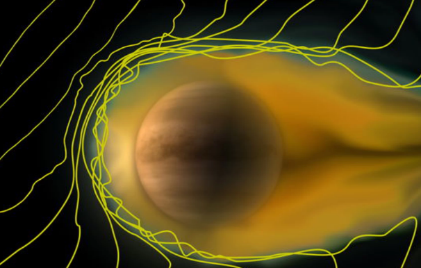 Venus Can Have 'Comet-Like' Atmosphere and What is a Comet