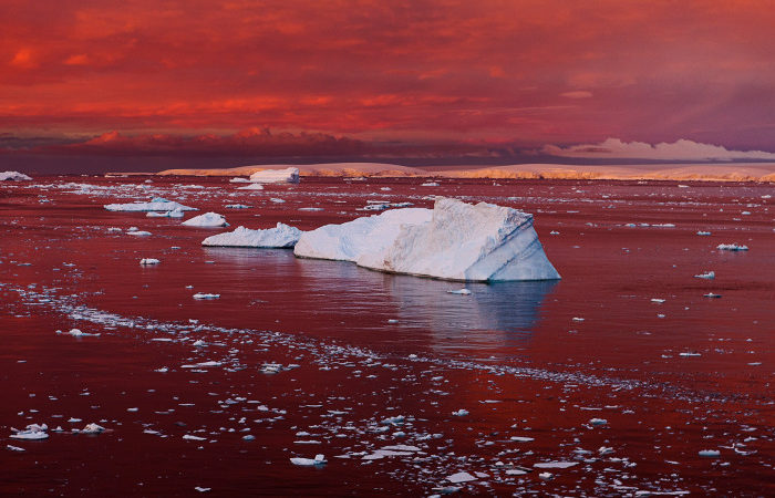 Greenland's Ice Melting at a very rapid pace