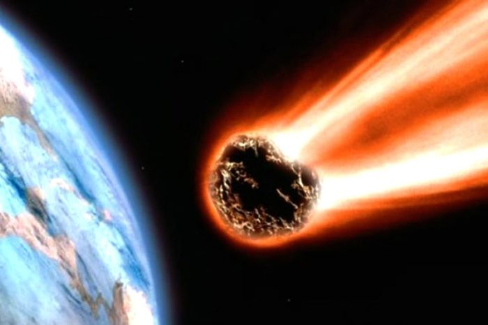 Video shows what would happen if an asteroid crashed into Earth's oceans