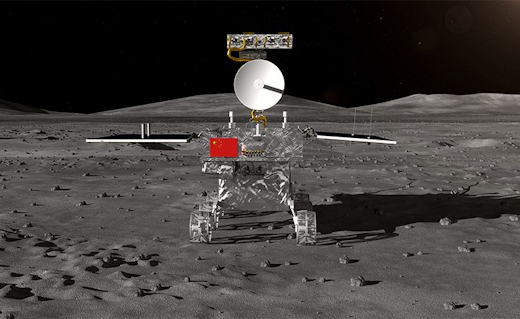 CHINA'S MISSION TO THE FARSIDE OF THE MOON