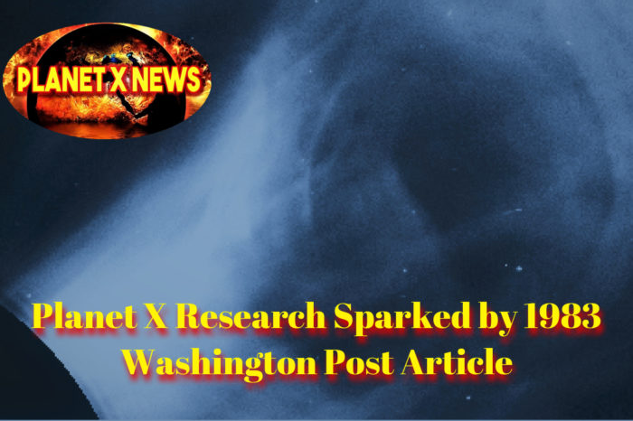 Planet X Research Sparked by 1983 Washington Post Article