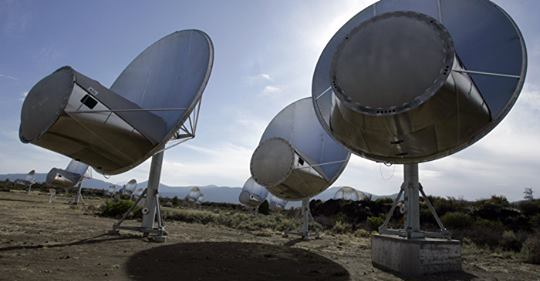 The Truth is Out There: New Online SETI Tool Tracks Alien Searches