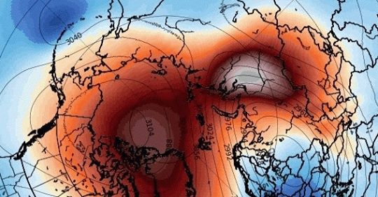 Major Sudden Stratospheric Warming Underway, Significant Winter Weather likely for Europe