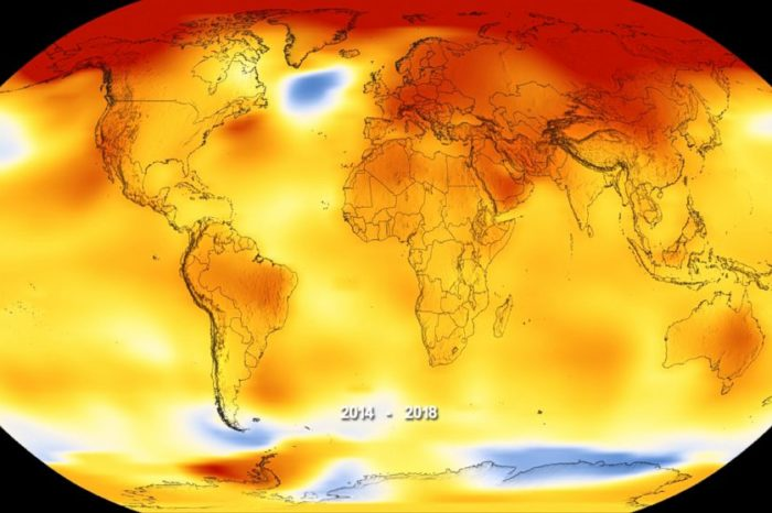 The Last 5 Years The Warmest in History, Scientists Say