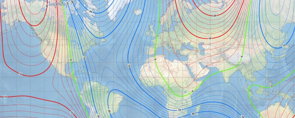 North Magnetic Pole Shifts, NOAA Updates World Model