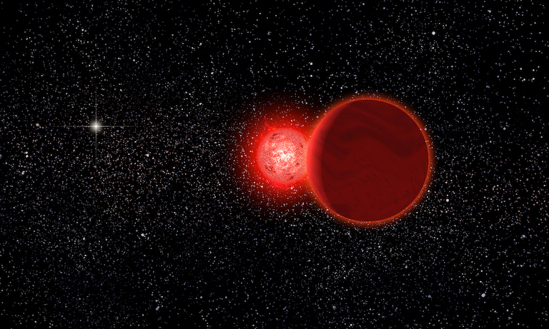 Our Sun's Near Miss, a star had passed within a light-year of the solar system