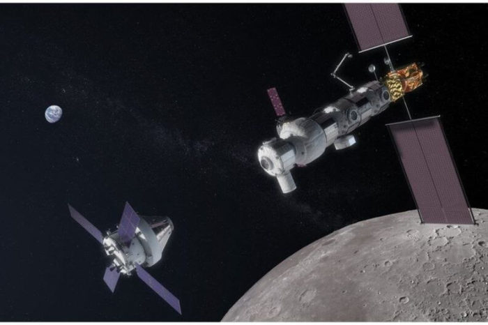 Canada becomes NASA's first international partner for lunar space station