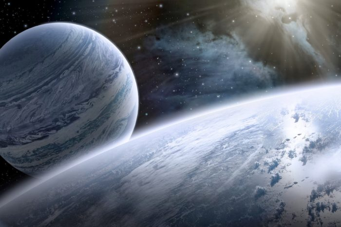 Three Newly Discovered Planets beyond our solar system have masses comparable to Neptune