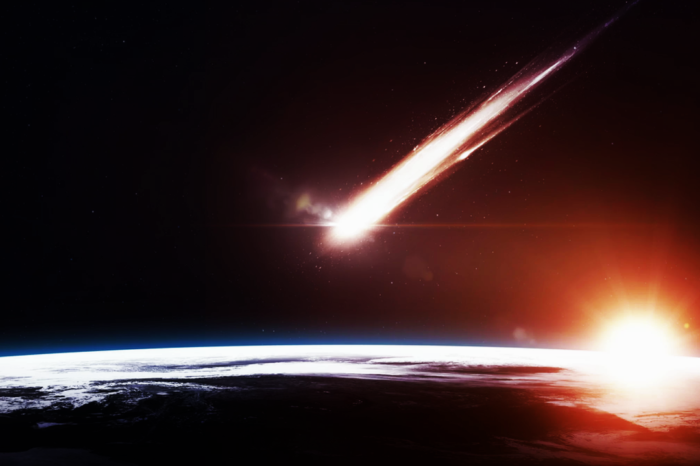 173 Kiloton Explosion Over The Bering Sea Was Asteroid Breaking Up