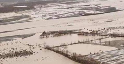 4 Months Worth of Rain in 30 hours floods desert city of Kandahar, 2000 homes damaged, at least 20 killed, Afghanistan