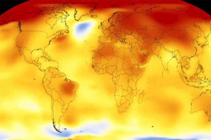 The Earth is Warming Rapidly 18 of the last 19 years The Warmest in Recorded History