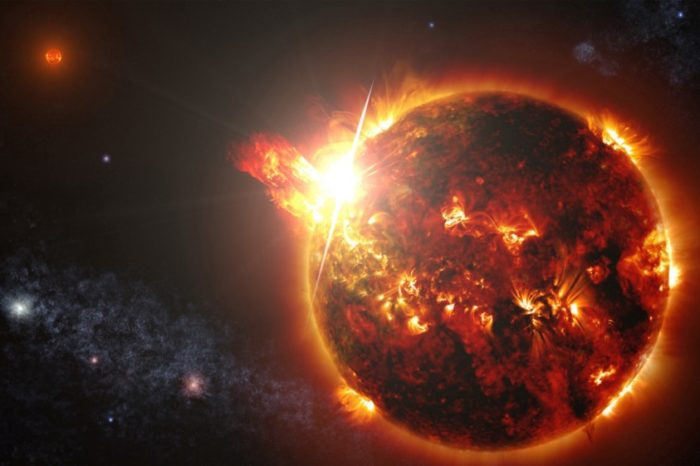 How a Rare Solar 'Super Flare' Could Cripple Humanity