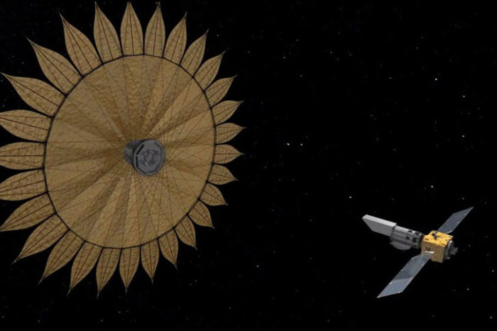 NASA Wants to Block Out Distant Stars With the Craziest Flying Formation Ever