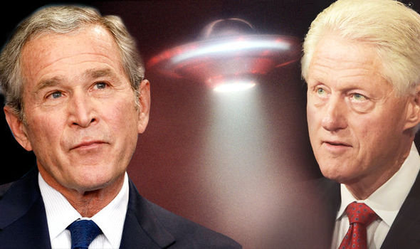 Clinton and Bush Insider Chris Mellon Spills the Beans on UFOs