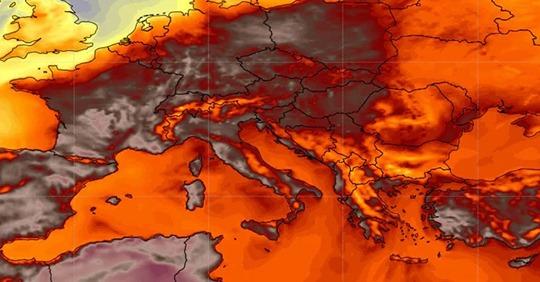 Meteorologists Warn of Potentially Devastating European Heatwave: 'Hell Is Coming'