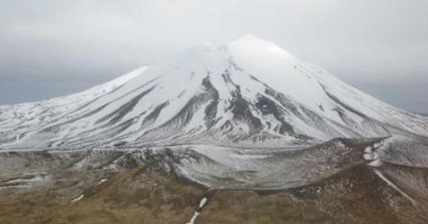 Strong Tremor at Alaska Volcano Semisopochnoi Aviation Code Raised to Orange
