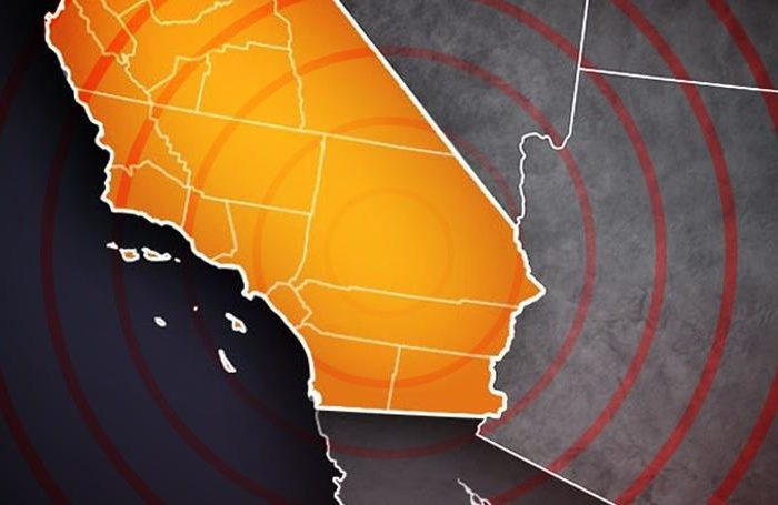Nevada death may be linked to California quake