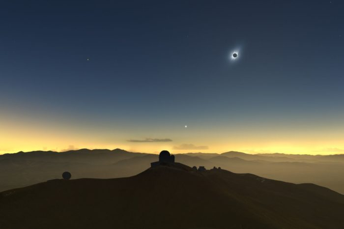 Total Solar Eclipse of July 2, 2019