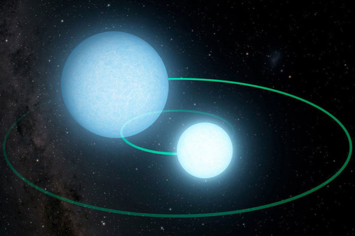 Two Dead Stars Orbiting Each Other Incredibly Fast Confirms The Existence of Planet X Theory