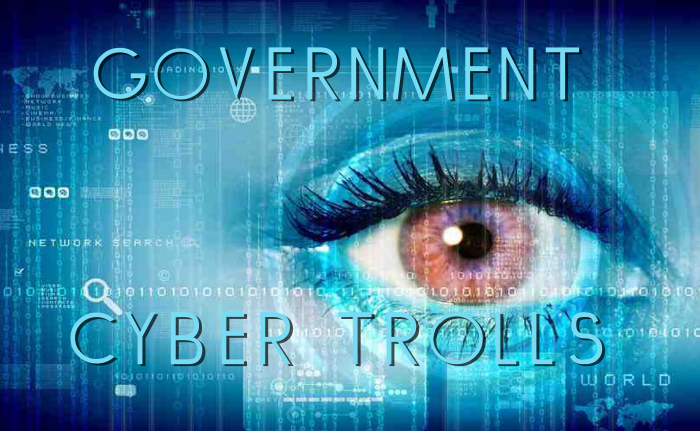 Internet Trolls May be Trained Government Agents According to Leaked Document