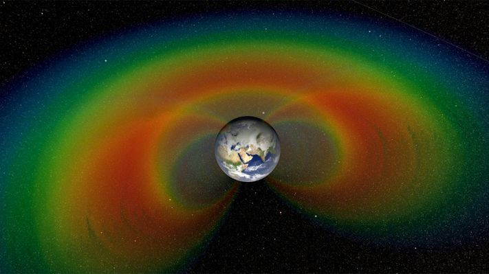 New Source of Space Radiation has been Detected and Earth is Producing it