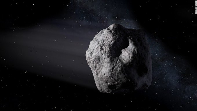 On September 14, an asteroid will pass by Earth that's larger than some of the tallest buildings on the planet