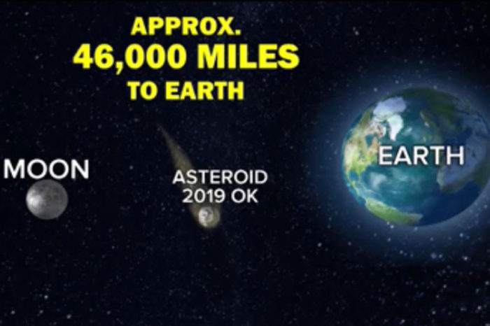 NASA Emails Reveal How Agency Didn't See Large, 'Sneaky' Near-Miss Asteroid