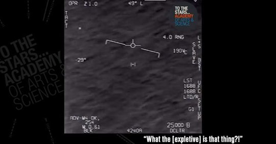 The U.S. Navy Confirmed 3 online videos showing UFOs are Genuine