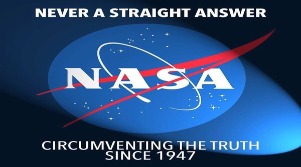 NASA: Never A Straight Answer