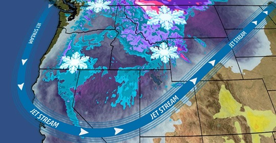 September Blizzard Likely to Dump Feet of Snow on Northern Rockies