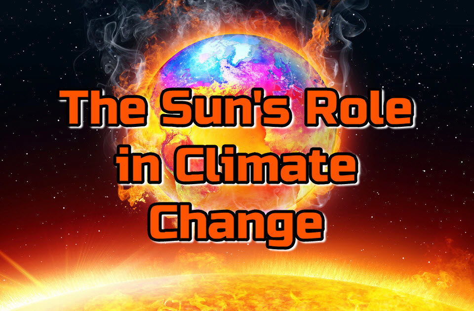 The Sun's Role in Climate Change