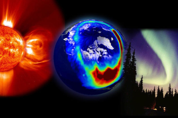 G1 - Minor Geomagnetic Storm Watch in effect for October 24th and 25th