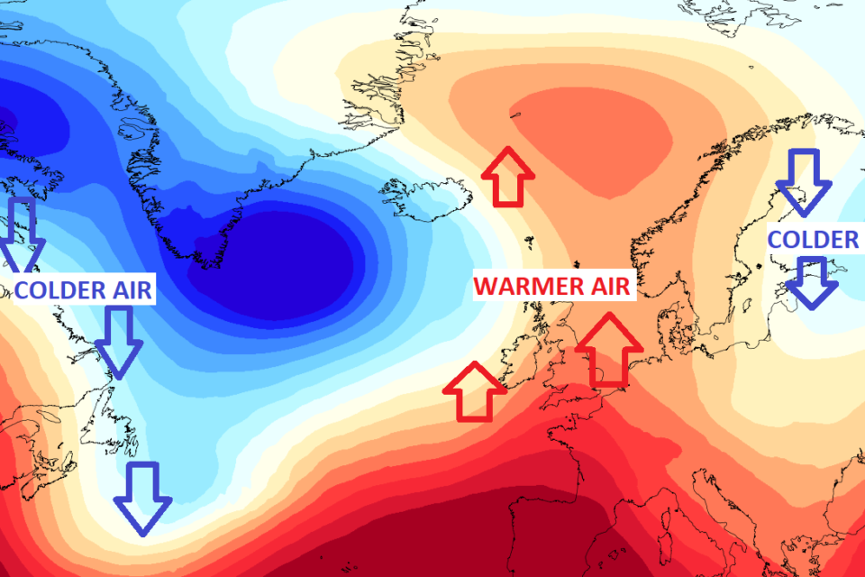 Early look at the seasonal forecasts for the upcoming winter across the Northern Hemisphere
