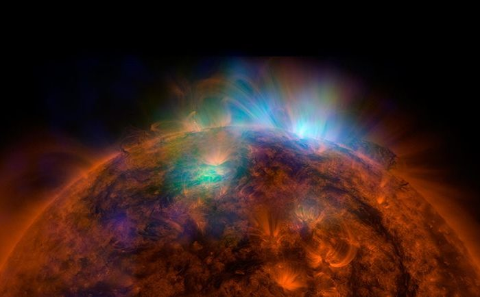 The Sun: The Life-Giving Magnet in the Sky