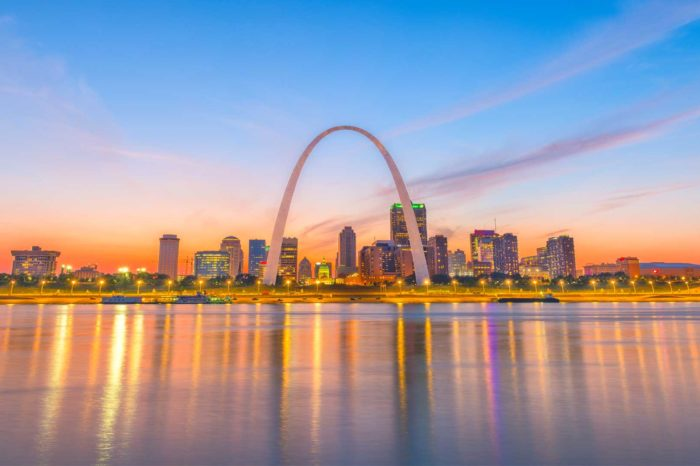 St. Louis, Missouri Overdue for a Major Earthquake 'Tomorrow or Anytime'