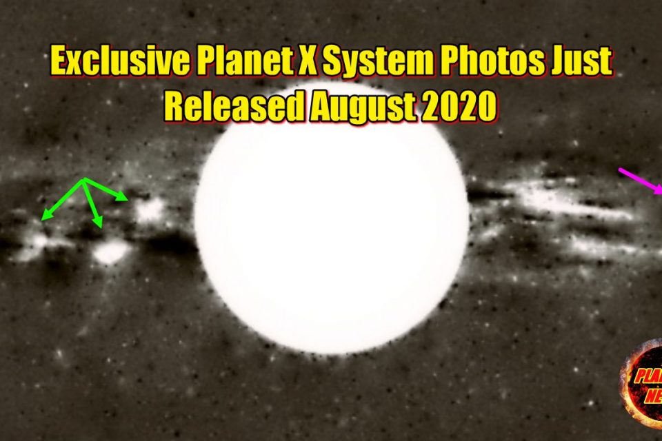 Exclusive Planet X System Photos Just Released August 2020