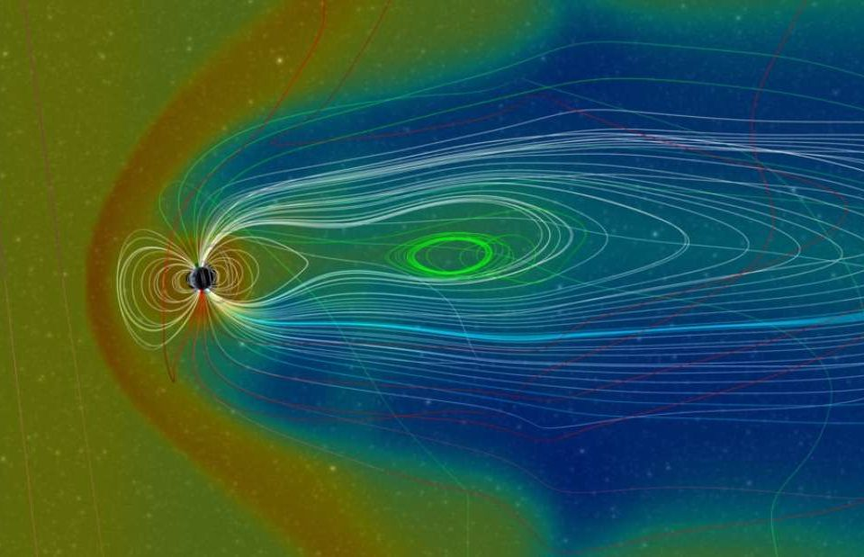 Earth's North Magnetic Pole Is Heading Towards Siberia – And Scientists Now Know Why